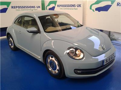 2016 Volkswagen Beetle Design TDi 110 BMT 1968 Diesel Manual 5 Speed 3 Door Hatchback