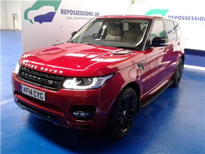 2014 Land Rover Range Rover Sport 2013 On Autobiography Dynamic 4WD 2993 Diesel Automatic 8 Speed 5 Door Estate