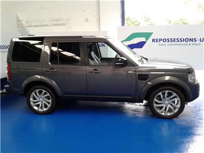 2016 Land Rover Discovery Landmark SDV6 4WD 2993 Diesel Automatic 8 Speed 5 Door 4x4