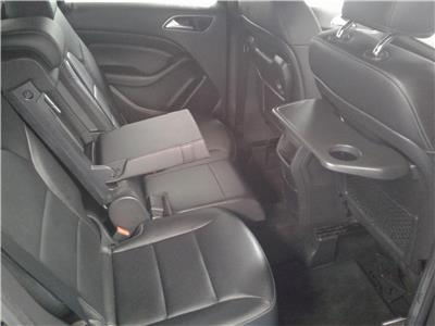 2015 Mercedes-Benz B Class B180 Sport Premium CDi 1461 Diesel Manual 6 Speed 5 Door Hatchback