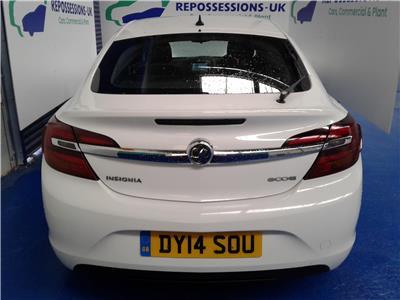 2014 Vauxhall Insignia Design Nav CDTi ecoFlex 140 1956 Diesel Manual 6 Speed 5 Door Hatchback