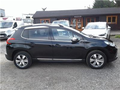 2013 Peugeot 2008 Allure VTi 82 1199 Petrol Manual 5 Speed 5 Door Hatchback