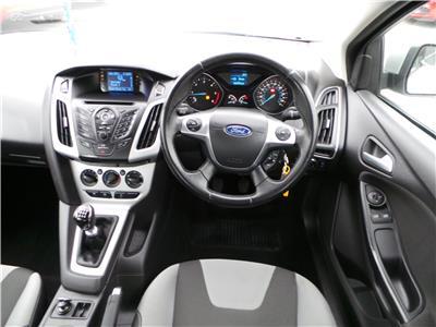 2012 Ford Focus Zetec TDCi 1560 Diesel Manual 6 Speed 5 Door Hatchback