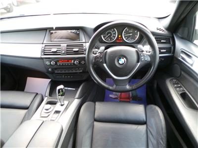 2009 BMW X6 XDRIVE35D 2993 DIESEL AUTOMATIC 6 Speed 4 DOOR COUPE