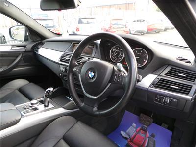 2009 BMW X6 xDrive35d 2993 Diesel Automatic 6 Speed 5 Door 4x4