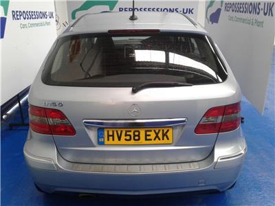 2008 Mercedes-Benz B Class B150 SE 1498 Petrol Manual 5 Speed 5 Door Hatchback