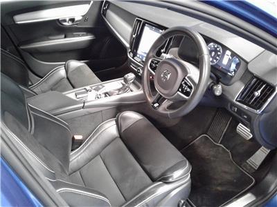 2017 Volvo V90 R-Design D4 1969 Diesel Automatic 8 Speed 5 Door Estate