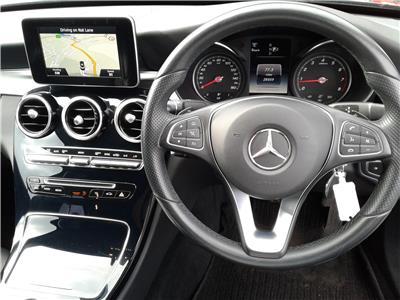 2014 Mercedes-Benz C Class C200 Sport 1991 Petrol Automatic 7 Speed 4 Door Saloon