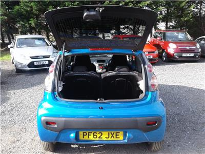 2013 Citroen C1 VTR+ 998 Petrol Manual 5 Speed 3 Door Hatchback