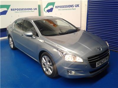 2013 PEUGEOT 508 HYBRID4 1997 DIESEL/ELECTRIC AUTOMATIC 4 DOOR SALOON