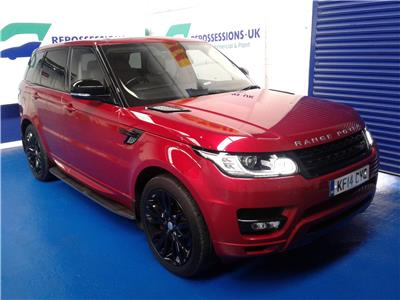 2014 LAND ROVER RANGE ROVER Autobiography Dynamic 4WD