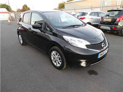 2016 NISSAN NOTE Acenta