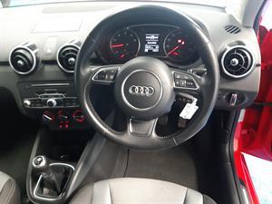 2015 AUDI A1 TFSI SPORT 999 PETROL MANUAL 5 Speed 3 DOOR HATCHBACK