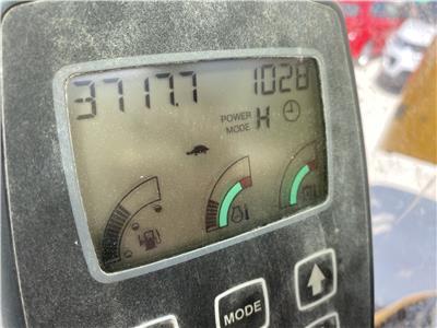 2013 JCB JCB 8085 ZTS EXCAVATOR    DUMPER