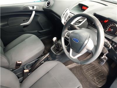 2012 FORD FIESTA EDGE TDCI 1398 DIESEL MANUAL 5 Speed 3 DOOR HATCHBACK