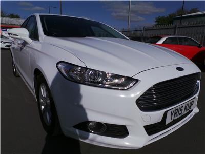 2015 FORD MONDEO ZETEC ECONETIC TDCI 1560 DIESEL MANUAL 6 Speed 5 DOOR HATCHBACK