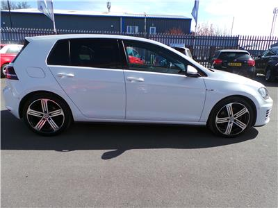 2016 VOLKSWAGEN GOLF GTD TDI 1968 DIESEL MANUAL 6 Speed 5 DOOR ESTATE