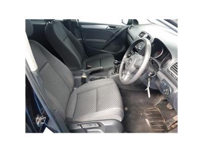 2010 VOLKSWAGEN GOLF S TDI 1598 DIESEL MANUAL 5 Speed 5 DOOR HATCHBACK