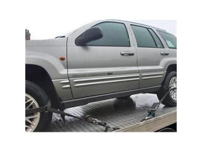 2002 JEEP GRAND CHEROKEE LIMITED  CRD