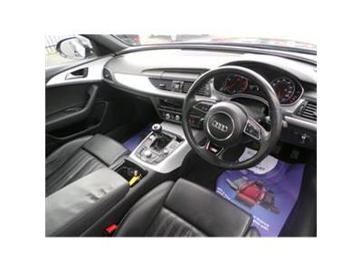 2012 AUDI A6 TDI S LINE 1968 DIESEL MANUAL 6 Speed 4 DOOR SALOON