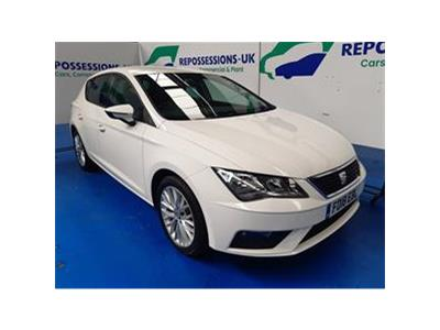 2018 SEAT LEON TSI SE DYNAMIC TECHNOLOGY 1197 PETROL MANUAL 6 Speed 5 DOOR HATCHBACK