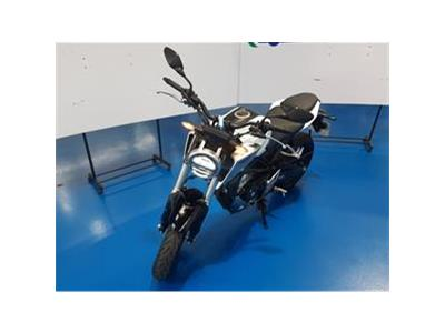 2018 HONDA CBF 125 PETROL   2 DOOR COUPE