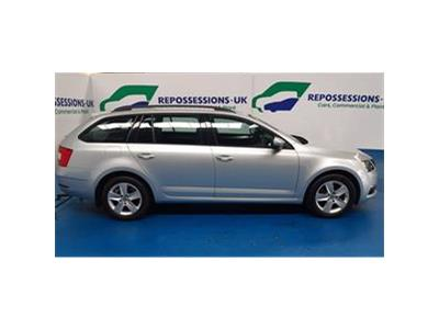 2017 SKODA OCTAVIA SE TSI DSG 1395 PETROL SEMI AUTO 7 Speed 5 DOOR ESTATE