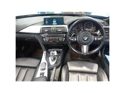 2015 BMW 4 SERIES 428I M SPORT 1997 PETROL AUTOMATIC 8 Speed 2 DOOR CONVERTIBLE