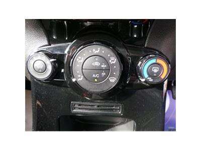 2015 FORD FIESTA ZETEC 1242 PETROL MANUAL 5 Speed 5 DOOR HATCHBACK