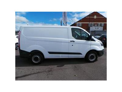 2017 FORD TRANSIT CUSTOM 290 LR P/V 1996 DIESEL MANUAL 6 Speed PANEL VAN