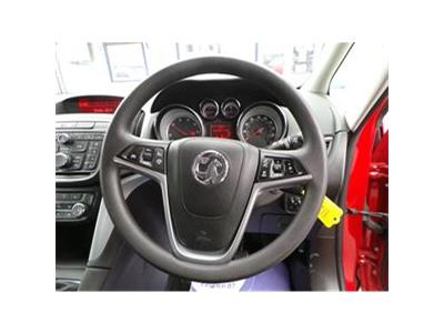 2016 VAUXHALL ZAFIRA TOURER DESIGN CDTI S/S 1956 DIESEL MANUAL 6 Speed 5 DOOR MPV