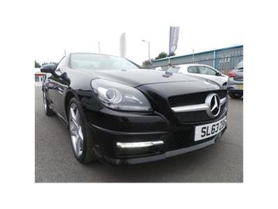 2013 MERCEDES SLK SLK250 CDI BLUEEFFICIENCY AMG  2143 DIESEL AUTOMATIC 7 Speed 2 DOOR CONVERTIBLE