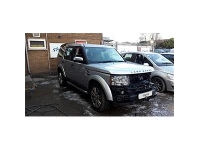 2012 LAND ROVER DISCOVERY 4 SDV6 XS