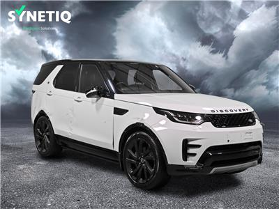 2018 LAND ROVER DISCOVERY SDV6 HSE