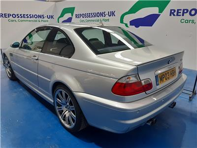 2003 BMW 3 SERIES M3 3246 PETROL MANUAL 6 Speed 2 DOOR COUPE