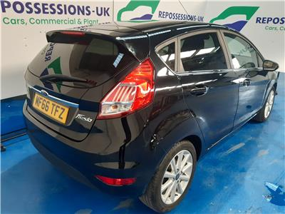 2016 FORD FIESTA TITANIUM 998 PETROL MANUAL 5 Speed 5 DOOR HATCHBACK
