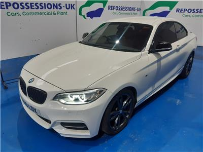 2016 BMW 2 SERIES M235I 2979 PETROL AUTOMATIC 8 Speed COUPE