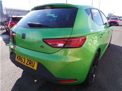 2013 SEAT LEON TDI FR 1968 DIESEL MANUAL 6 Speed 5 DOOR HATCHBACK