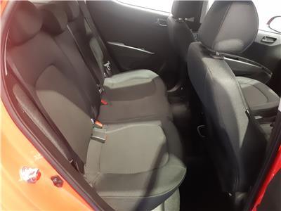 2018 HYUNDAI I10 SE 1248 PETROL AUTOMATIC 4 Speed 5 DOOR HATCHBACK