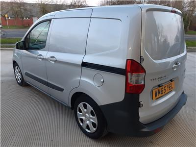 2016 FORD TRANSIT COURIER TREND TDCI 1560 DIESEL MANUAL 5 Speed PANEL VAN