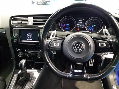 2015 VOLKSWAGEN GOLF R DSG 1984 PETROL SEMI AUTO 6 Speed 5 DOOR HATCHBACK