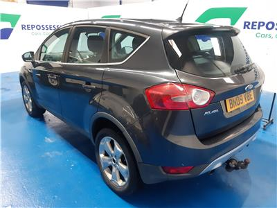 2009 FORD KUGA TITANIUM TDCI AWD 1997 DIESEL MANUAL 6 Speed 5 DOOR ESTATE
