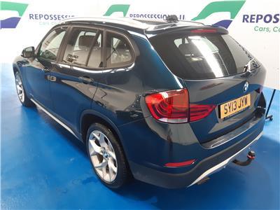 2013 BMW X1 XDRIVE18D XLINE 1995 DIESEL AUTOMATIC 8 Speed 5 DOOR ESTATE