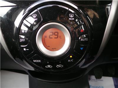 2015 NISSAN NOTE DCI TEKNA 1461 DIESEL MANUAL 5 Speed 5 DOOR MPV
