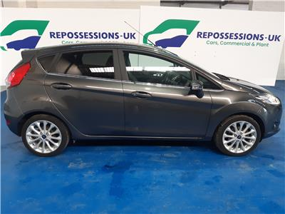 2015 FORD FIESTA TITANIUM X 998 PETROL MANUAL 5 Speed 5 DOOR HATCHBACK