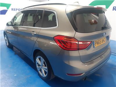 2015 BMW 2 SERIES 218I LUXURY GRAN TOURER 1499 PETROL MANUAL 6 Speed 5 DOOR MPV