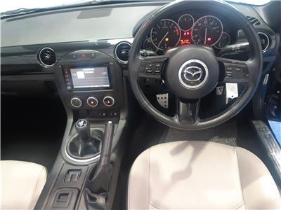 2015 MAZDA MX-5 I ROADSTER SPORT VENTURE 1798 PETROL MANUAL 5 Speed 2 DOOR CONVERTIBLE