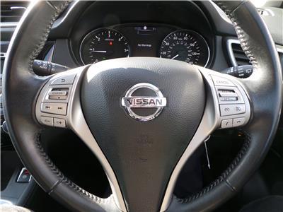 2015 NISSAN QASHQAI DCI ACENTA SMART VISION 1461 DIESEL MANUAL 6 Speed 5 DOOR HATCHBACK