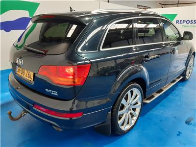 2008 AUDI Q7 TDI QUATTRO S LINE 2967 DIESEL AUTOMATIC 6 Speed 5 DOOR ESTATE