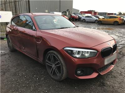 2019 BMW 1 SERIES 120I M SPORT SHADOW EDITION